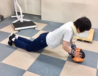 トレーニンググッズ メディシンボールで鍛えよう_b0179402_11145115.jpg