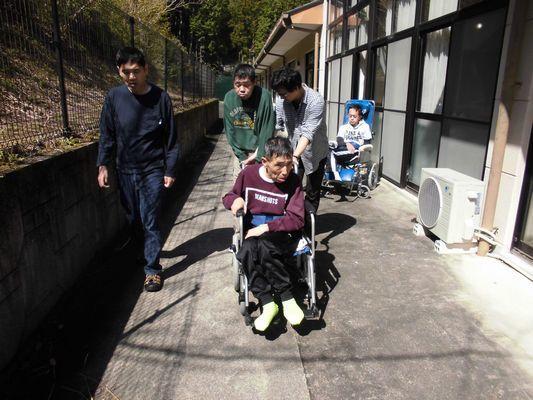 4/18 散歩_a0154110_09521130.jpg