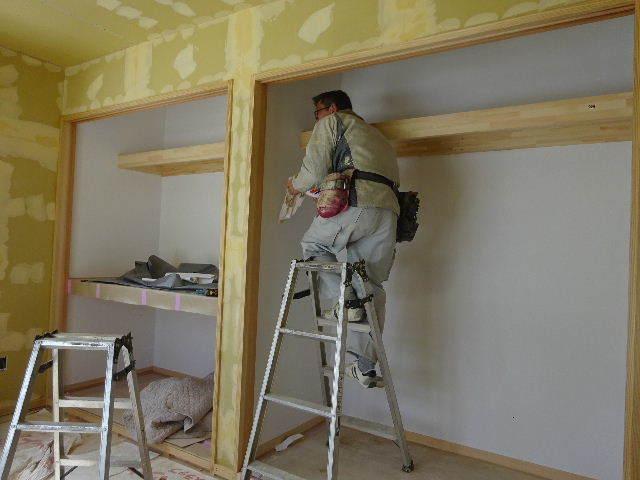 桜台の家 大工工事も終盤戦に入りました!_f0105112_04245203.jpg