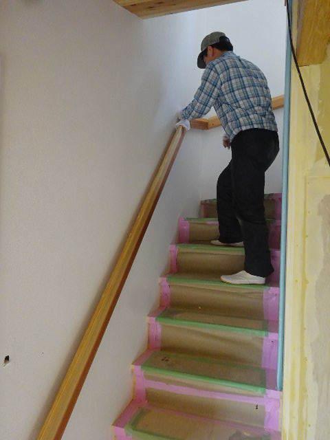 桜台の家 大工工事も終盤戦に入りました!_f0105112_04245258.jpg