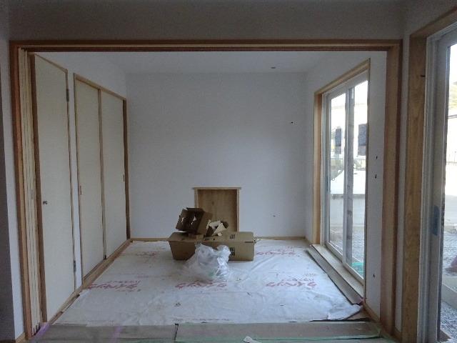 桜台の家 大工工事も終盤戦に入りました!_f0105112_04362731.jpg