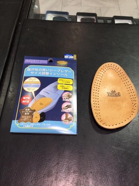 靴サイズの微調整に如何でしょうか!?_b0226322_15583501.jpg