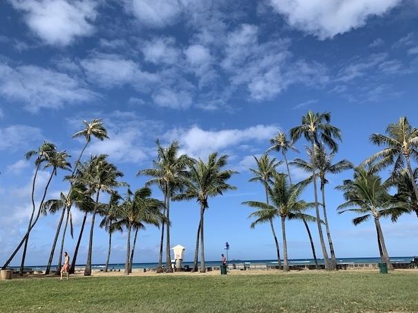 ハワイの朝ごはん〜kaila cafe!!_c0187025_04534475.jpg