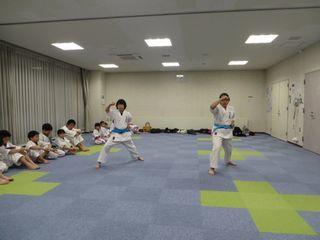 星置・明日風教室 春期昇級審査会_c0118332_21560078.jpg