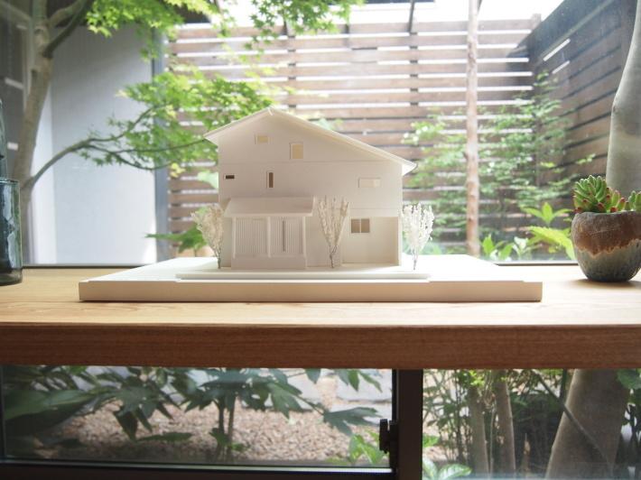 横浜市泉区新橋町の家☆模型完成!_c0152341_09352696.jpg