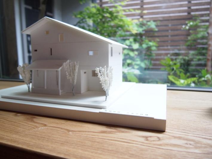 横浜市泉区新橋町の家☆模型完成!_c0152341_09364923.jpg