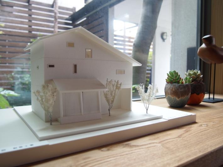 横浜市泉区新橋町の家☆模型完成!_c0152341_09372175.jpg