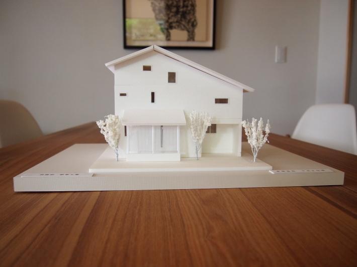 横浜市泉区新橋町の家☆模型完成!_c0152341_09374331.jpg