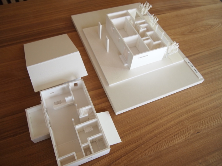 横浜市泉区新橋町の家☆模型完成!_c0152341_09384797.jpg