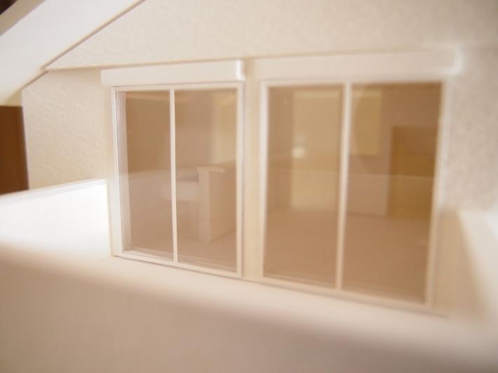 横浜市泉区新橋町の家☆模型完成!_c0152341_09395537.jpg