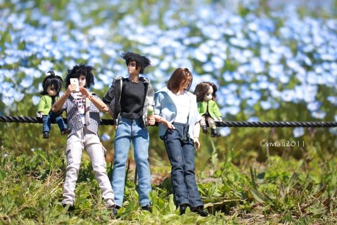 大阪 花盛りの公園で撮影会 in 花博記念公園 鶴見緑地_e0227942_21432400.jpg