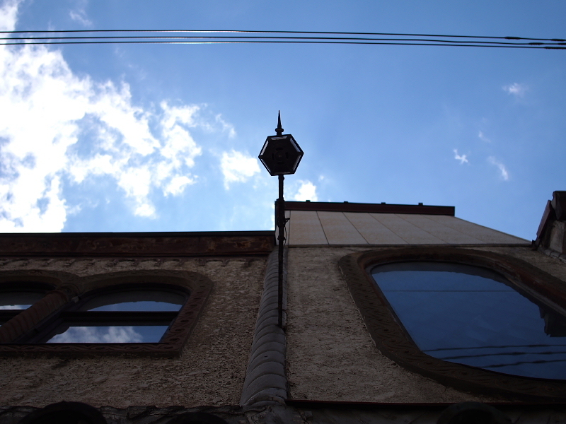 【珠玉のカレー】渋谷の老舗「ムルギー」の玉子入りムルギーカリー &その界隈_b0008655_17033429.jpg
