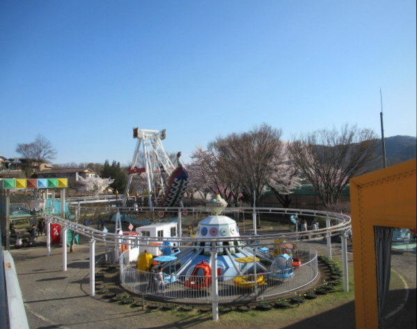 小諸城址・懐古園 * 桜が満開でした~軽井沢の桜も開花しました♪_f0236260_15071647.jpg