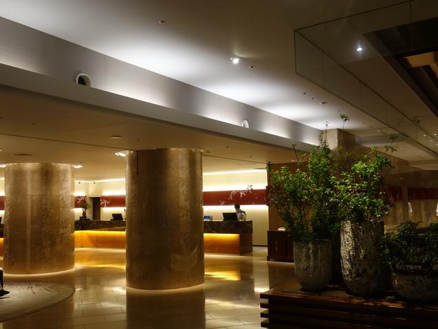 ポイントで宿泊@ヒルトン東京 (1)_b0405262_4581695.jpg