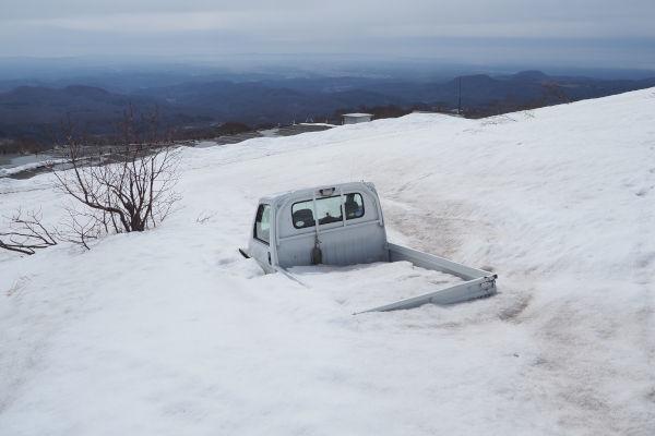 雪解けを待つ?_e0068873_20520529.jpg
