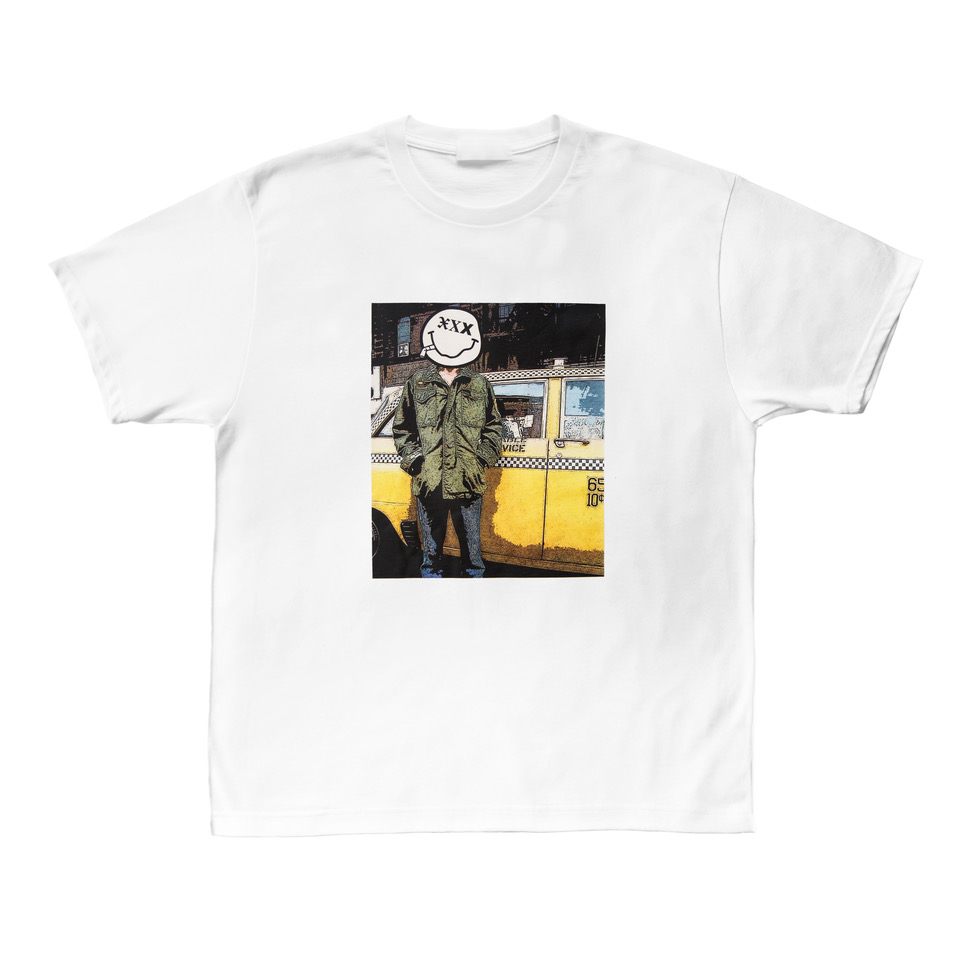 WACKO MARIA & XXX - T-Shirts Selection._f0020773_20471478.jpg