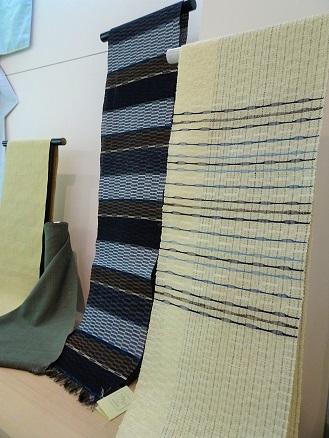 染織こうげい・浜松店さんでの作品展、お陰様で終了いたしました。_f0177373_19065967.jpg