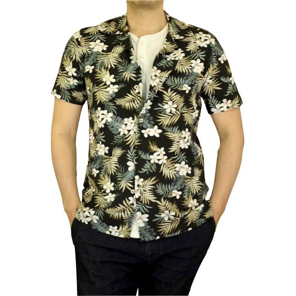 CIRCOLO 1901 チルコロ1901 ハワイアンプリント ジャージシャツ ACU229737_c0118375_17211008.jpeg
