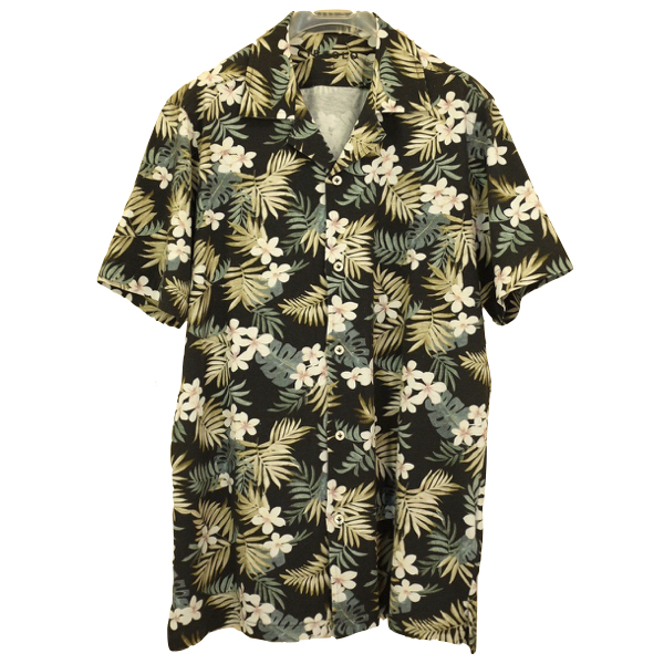 CIRCOLO 1901 チルコロ1901 ハワイアンプリント ジャージシャツ ACU229737_c0118375_17243678.jpeg