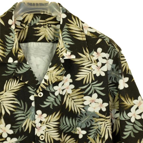 CIRCOLO 1901 チルコロ1901 ハワイアンプリント ジャージシャツ ACU229737_c0118375_17244792.jpeg
