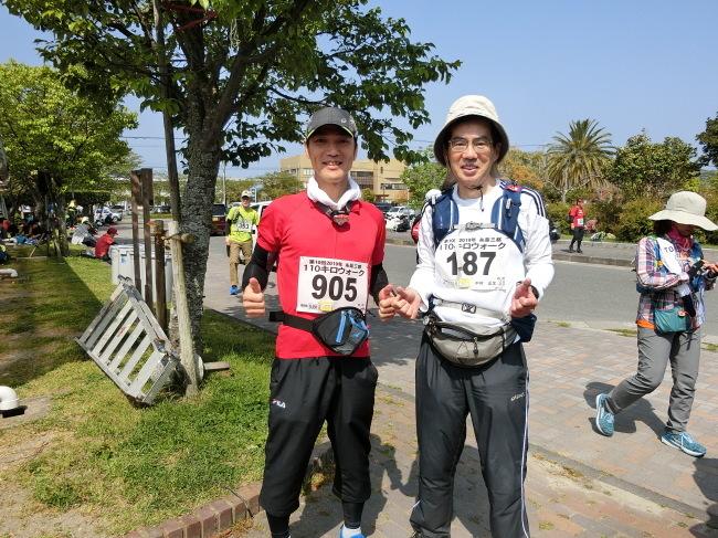 第10回糸島三都110キロウォークの完歩報告_e0294183_09575377.jpg