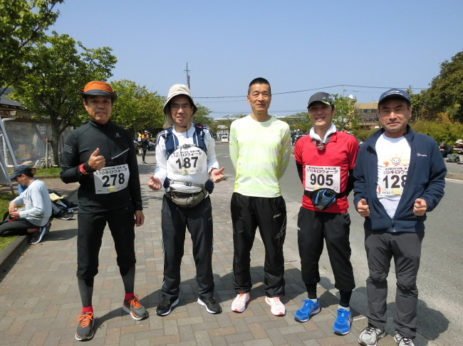 第10回糸島三都110キロウォークの完歩報告_e0294183_09584822.jpg