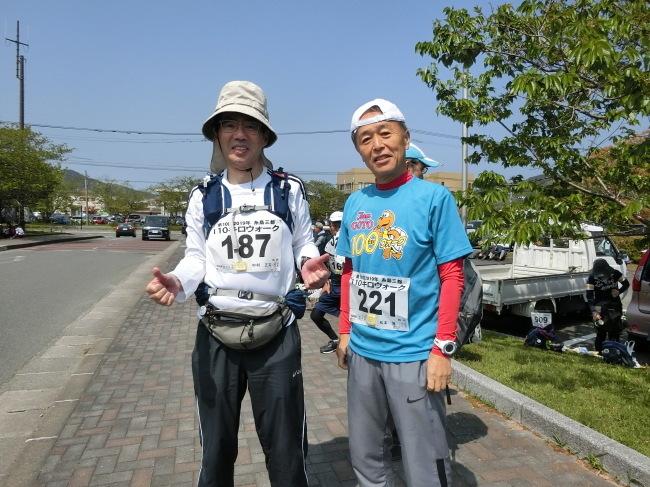 第10回糸島三都110キロウォークの完歩報告_e0294183_09590524.jpg