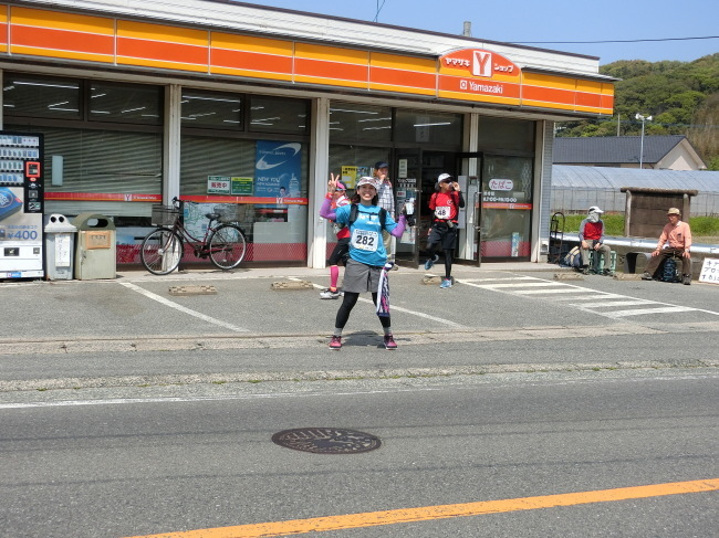 第10回糸島三都110キロウォークの完歩報告_e0294183_11223305.jpg