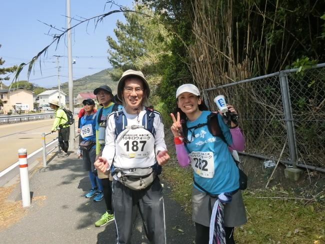 第10回糸島三都110キロウォークの完歩報告_e0294183_11240178.jpg