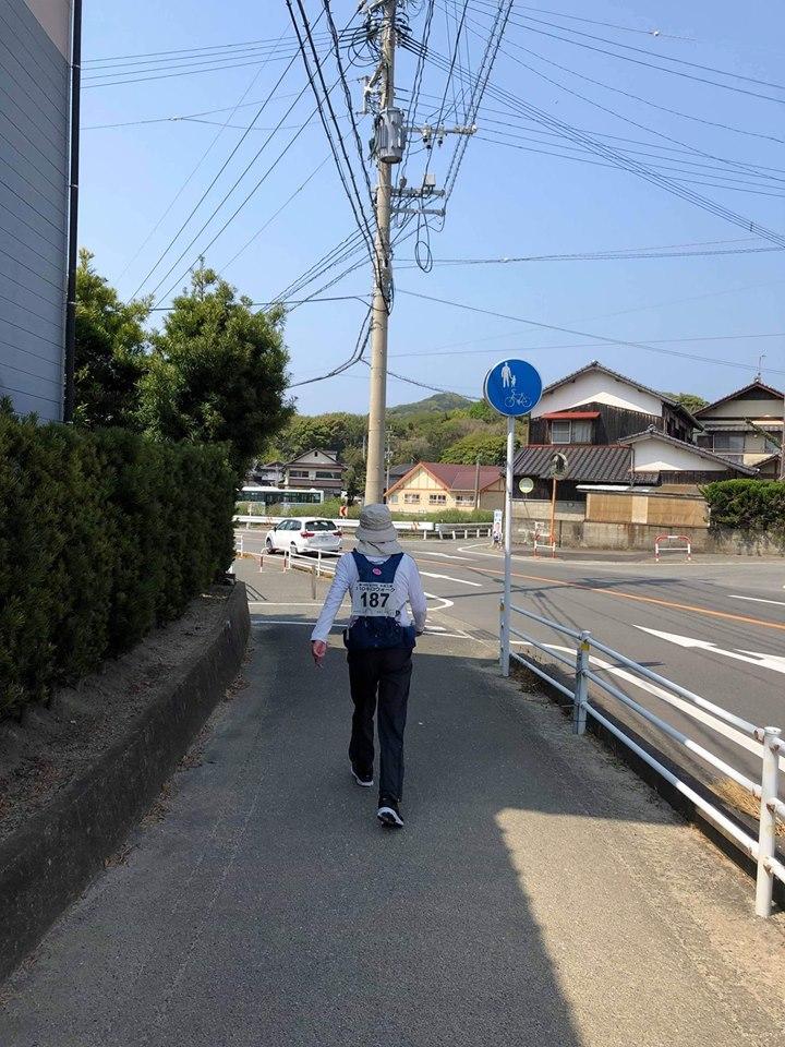 第10回糸島三都110キロウォークの完歩報告_e0294183_11303205.jpg