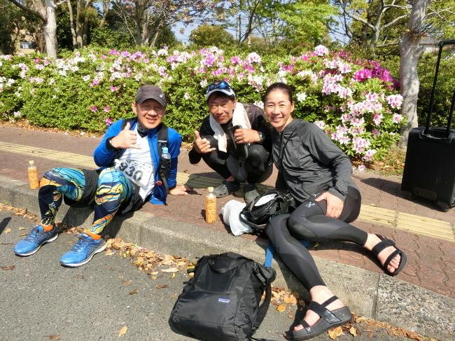 第10回糸島三都110キロウォークの完歩報告_e0294183_16525479.jpg