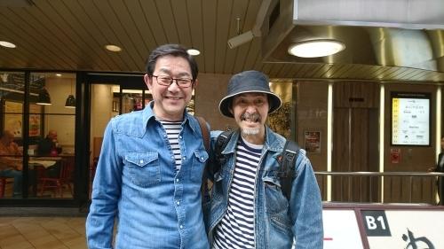 「辻34年振りの再会、手代木との友情」_a0075684_09203049.jpg