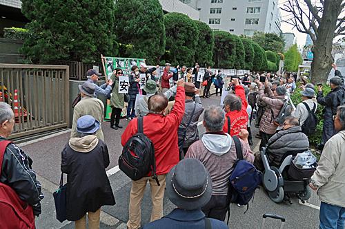 No War! No Nukes! No Abe! カメコレ_a0188487_18024245.jpg