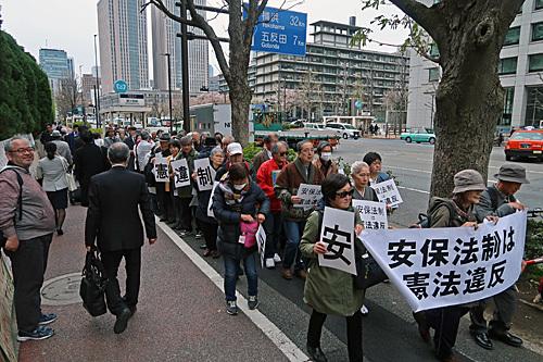 No War! No Nukes! No Abe! カメコレ_a0188487_18030158.jpg