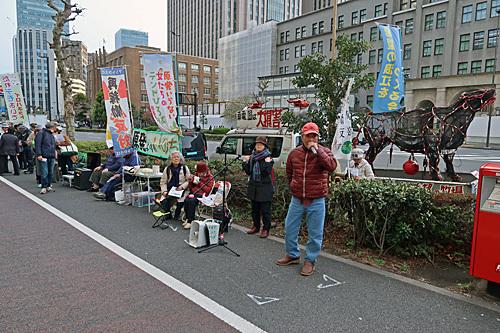 No War! No Nukes! No Abe! カメコレ_a0188487_18034407.jpg