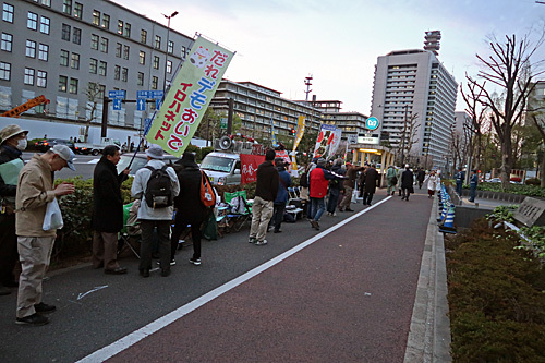 No War! No Nukes! No Abe! カメコレ_a0188487_18035408.jpg