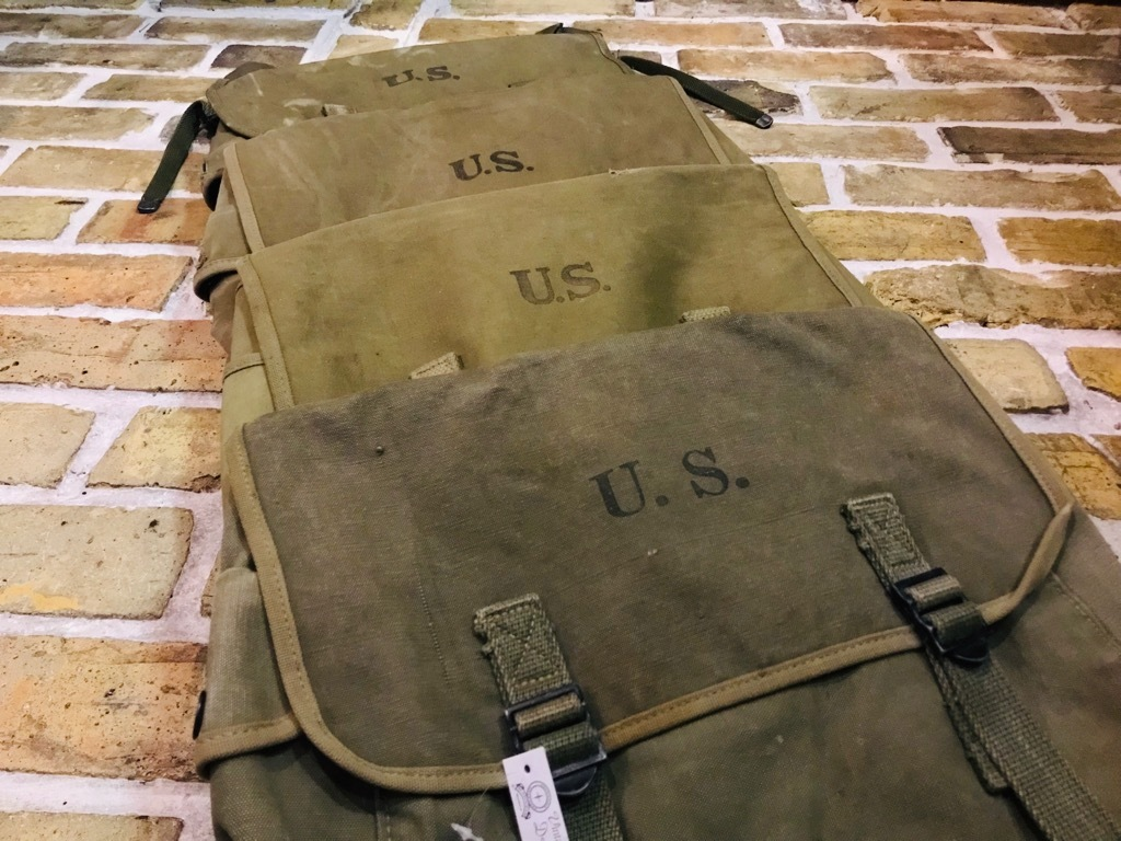 マグネッツ神戸店4/24(水)Vintage入荷! #5 US.Military Musett Bag!!!_c0078587_17092412.jpg