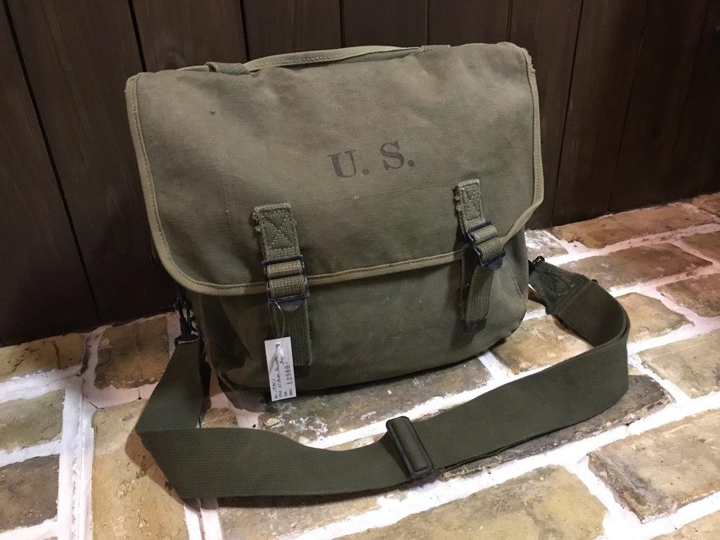 マグネッツ神戸店4/24(水)Vintage入荷! #5 US.Military Musett Bag!!!_c0078587_17092427.jpg