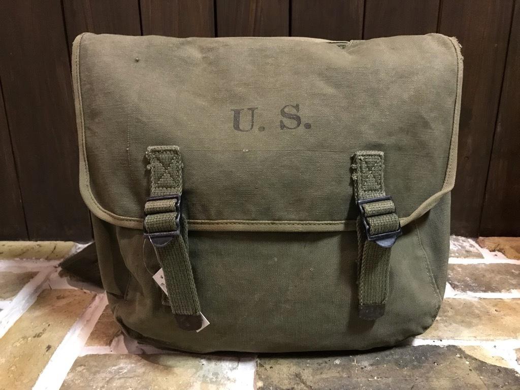 マグネッツ神戸店4/24(水)Vintage入荷! #5 US.Military Musett Bag!!!_c0078587_17092498.jpg