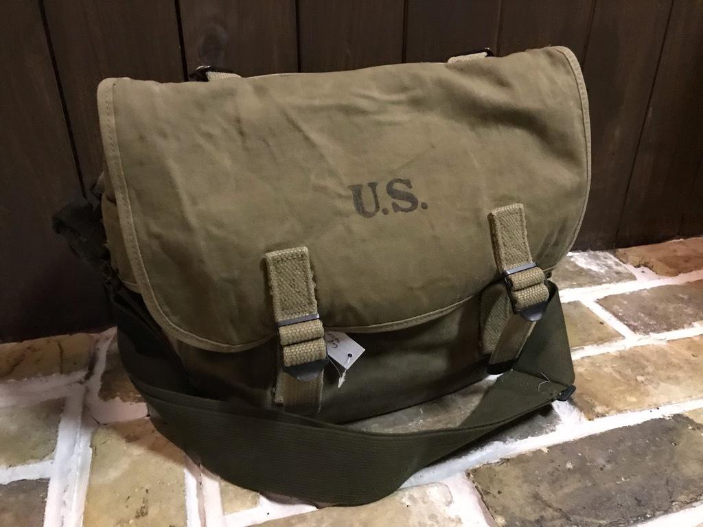 マグネッツ神戸店4/24(水)Vintage入荷! #5 US.Military Musett Bag!!!_c0078587_17114338.jpg