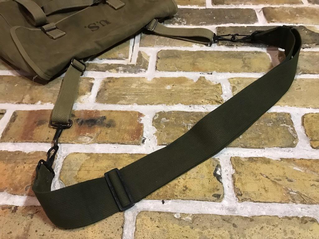 マグネッツ神戸店4/24(水)Vintage入荷! #5 US.Military Musett Bag!!!_c0078587_17114382.jpg