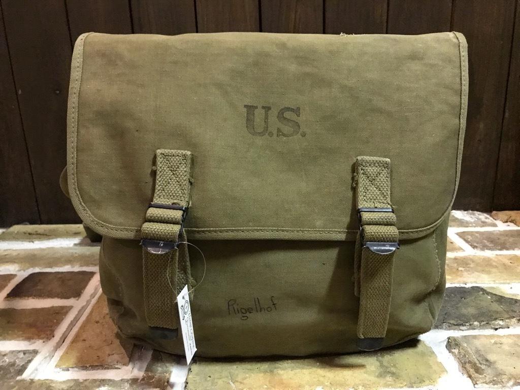 マグネッツ神戸店4/24(水)Vintage入荷! #5 US.Military Musett Bag!!!_c0078587_17134624.jpg