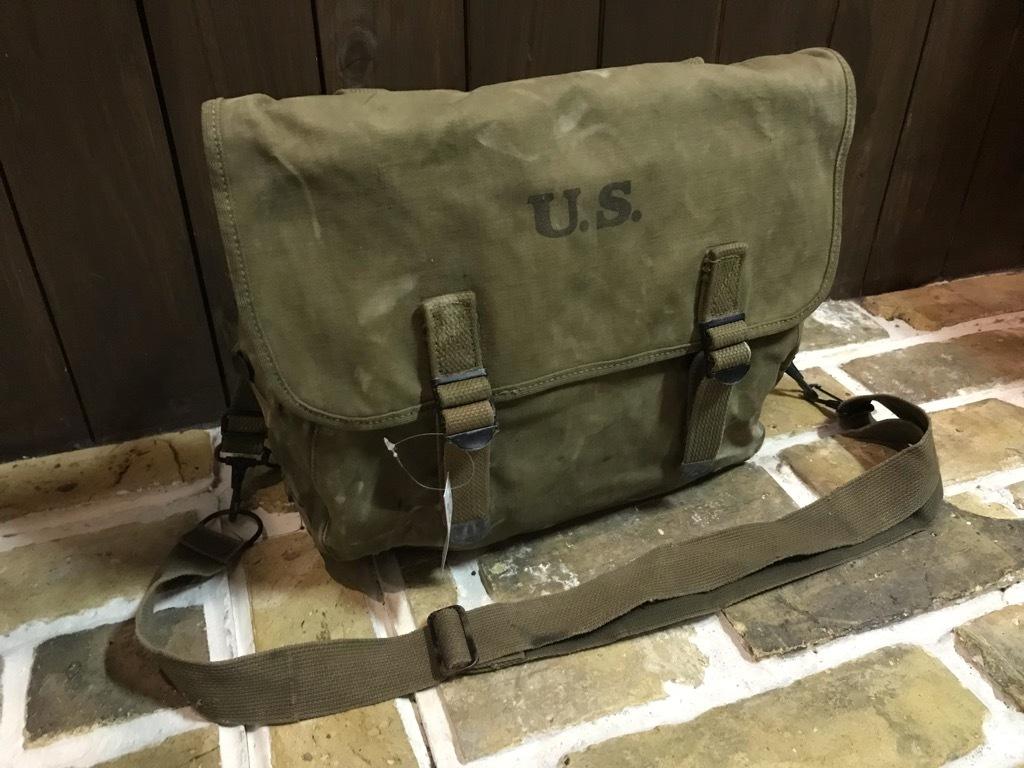 マグネッツ神戸店4/24(水)Vintage入荷! #5 US.Military Musett Bag!!!_c0078587_17161936.jpg
