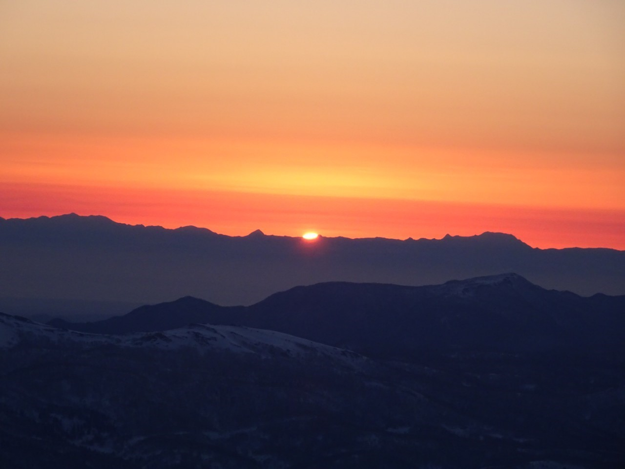 羊蹄山ご来光登山、2019.4.21ー同行者からの写真ー_f0138096_18255047.jpg