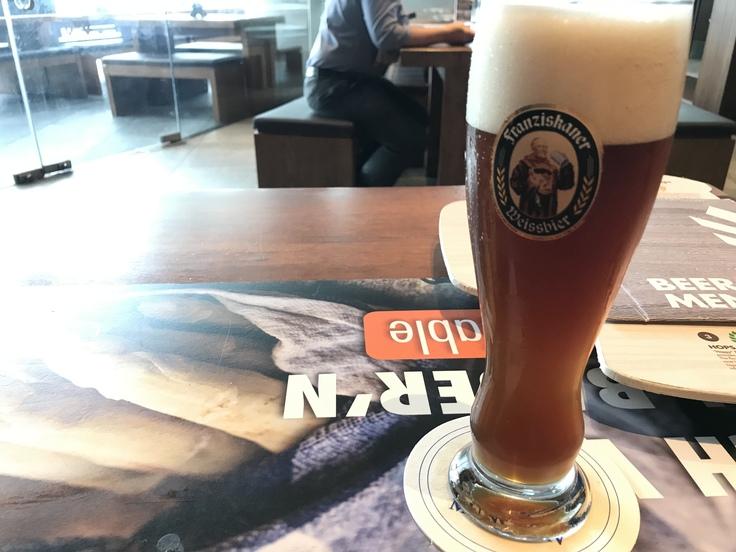 4/23☆VIVO Cityでビール休憩中♪_c0212604_13295373.jpg