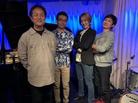 広島 Jazzlive comin 本日火曜日のライブ_b0115606_12301281.jpeg