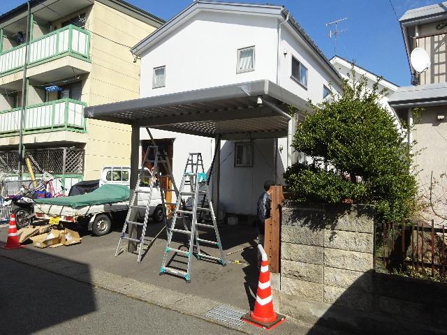 高松の家 外構工事 + 修繕工事_f0105112_04320659.jpg