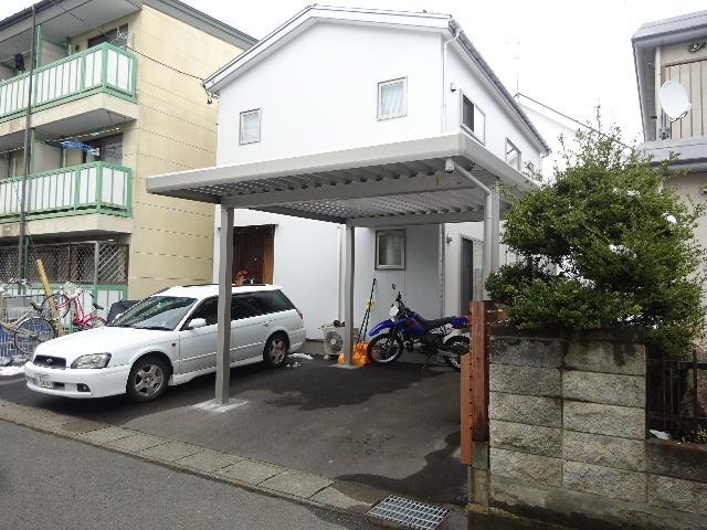高松の家 外構工事 + 修繕工事_f0105112_04320681.jpg