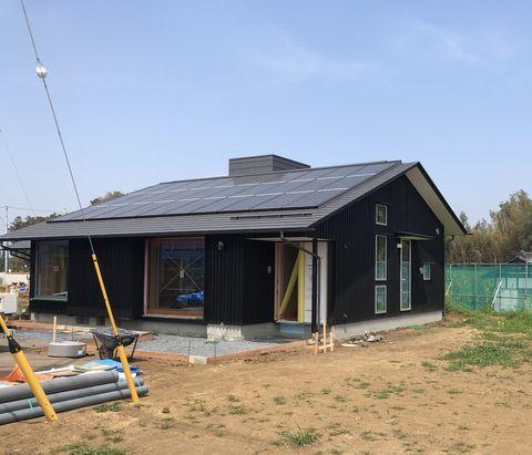 モデルハウス進捗状況_a0059217_08444832.jpg