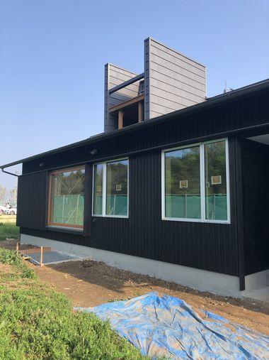 モデルハウス進捗状況_a0059217_08445991.jpg